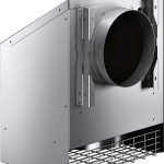 Carton damage Remote fan unit 400 series outside wall mounting fan motor-0