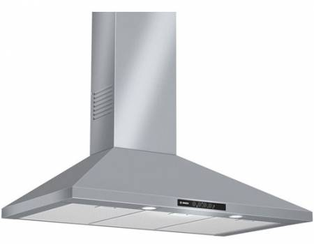 B stock, end of line model, 90cm, 3 speed setting, especially quiet, 55dB, 650m3/hr, 2 halogen lights, 3 dishwasher safe filters-4240