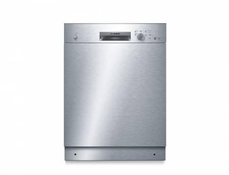 Display, minor scratch on LHS at the bottom, 60cm, 13 place setting, 5 wash programs, 50dB, child lock, time delay start, load sensor, half load, stainless steel dishwasher-0
