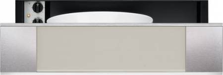Display, 14cm, 24L, 90 minute timer, automatic closing, 30-70 degrees, fan heating, handleless warming drawer-0