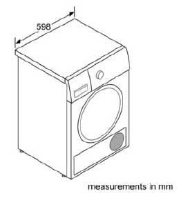 Carton damage, 8 energy star rating, 14 heat programs, sensor drying, automatic self-cleaning condenser, child lock, sensitive drying system heat pump dryer-4713