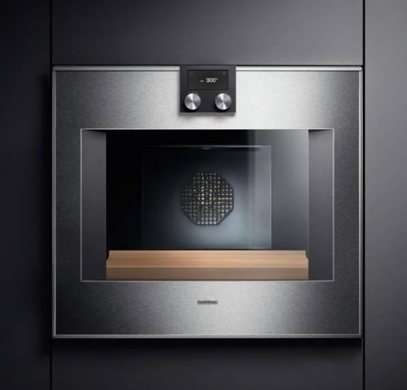 Gaggenau BO450 111 60cm oven stainless steel & glass - Carton damage-0
