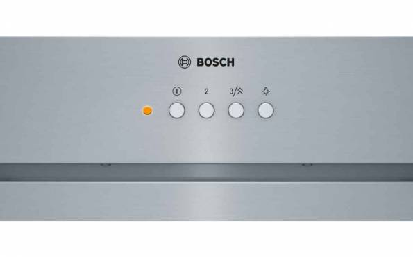 B-Stock, 730m3/h, halogen lighting, especially quiet at 52dB, ducted/recirculated, 3 power settings plus intensive setting, automatic 10 minute run-on function, electronic controls, 2 dishwa-5210