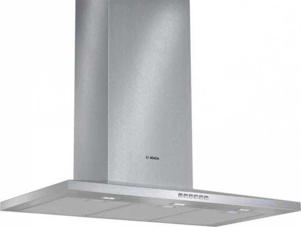 Display 90cm, 41dB, 770m3/hr, 2 LED lights, 3 power settings, intensive speed setting with automatic reset, automatic 10 minute run-on function, 3 dishwasher safe filters-0
