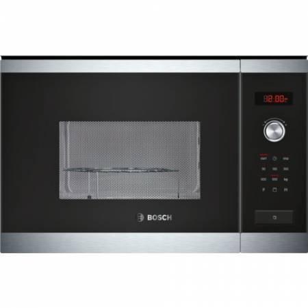 Carton damage, Bosch HMT84G654A, 60cm inbuilt microwave with grill function-0