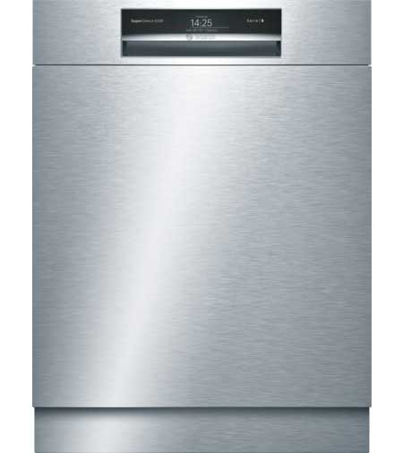 Bosch SMU88TS05A Stainless Steel Finish Built-under 60 cm Dishwasher - Carton damage-5606