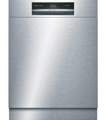 Bosch SMU88TS05A Stainless Steel Finish Built-under 60 cm Dishwasher – Carton damage-5606