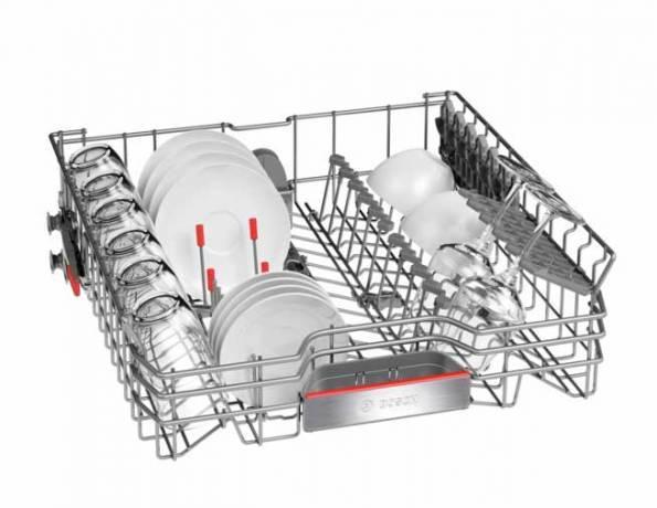 Bosch SMU88TS05A Stainless Steel Finish Built-under 60 cm Dishwasher – Carton damage-5609