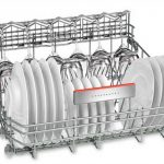 Bosch SMU88TS05A Stainless Steel Finish Built-under 60 cm Dishwasher - Carton damage-5607
