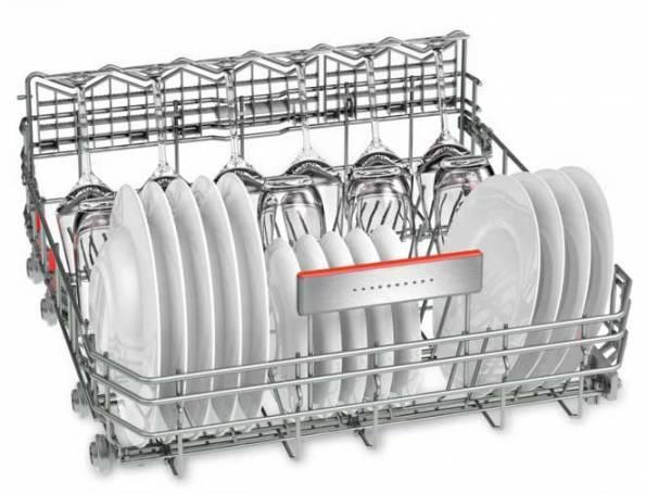 Bosch SMU88TS05A Stainless Steel Finish Built-under 60 cm Dishwasher – Carton damage-5607