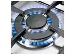 Carton damage, 60cm, 5 functions, 70L nett, S/S dual fuel gas oven-5693