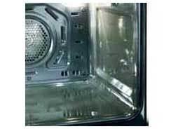 Carton damage, 60cm, 5 functions, 70L nett, S/S dual fuel gas oven-5691