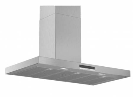 B-Stock, 90cm, 710 m3/h, 3 speeds plus intensive setting, 2 x LED lights, 3 x dishwasher safe filters freestanding rangehood-0