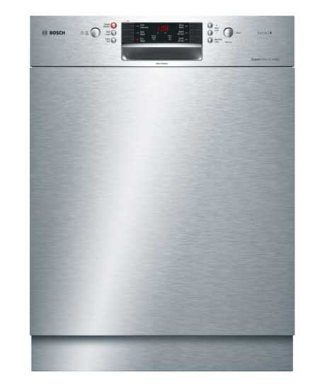 Bosch SMU66MS02A German made stainless steel dishwasher-0