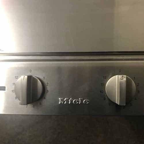 Damage RHS knob