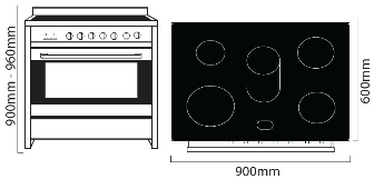 Parmco AR-900-CER-dimensions-160