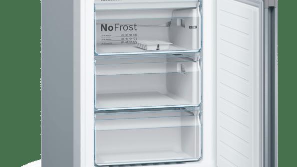 Inside freezer KGN36IJ3AA